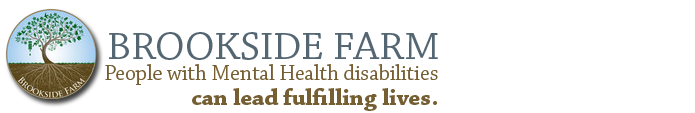 Logo, BROOKSIDE FARM